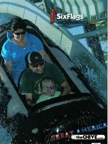 roller coaster 11 Best Roller Coaster Souvenir Photos Ever (19 Photos)