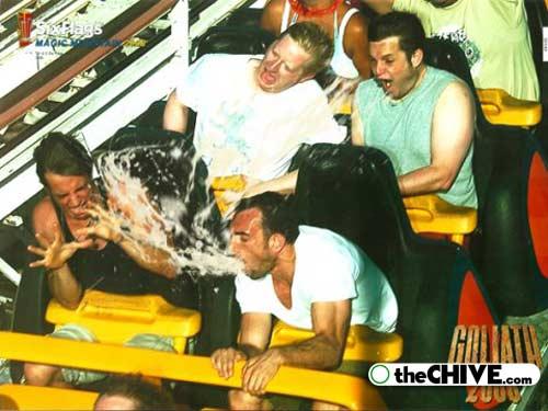 roller coaster 16 Best Roller Coaster Souvenir Photos Ever (19 Photos)