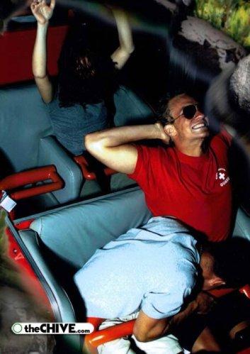 roller coaster 56 Best Roller Coaster Souvenir Photos Ever (19 Photos)