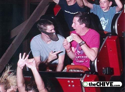 roller coaster 58 Best Roller Coaster Souvenir Photos Ever (19 Photos)