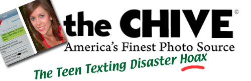 texting hoax pic lead Anatomy of The Chive's 'Teen Texting Disaster' Hoax