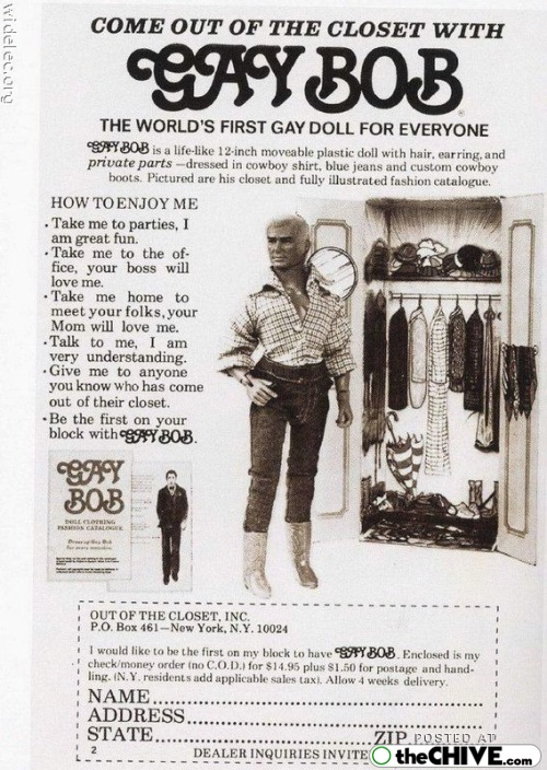 gay bob doll 6 Gay Bob doll (8 photos)