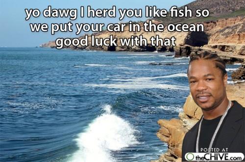 yo dawg xhibit 11 The Best of Xzibits Yo Dawg Yo meme (14 photos)