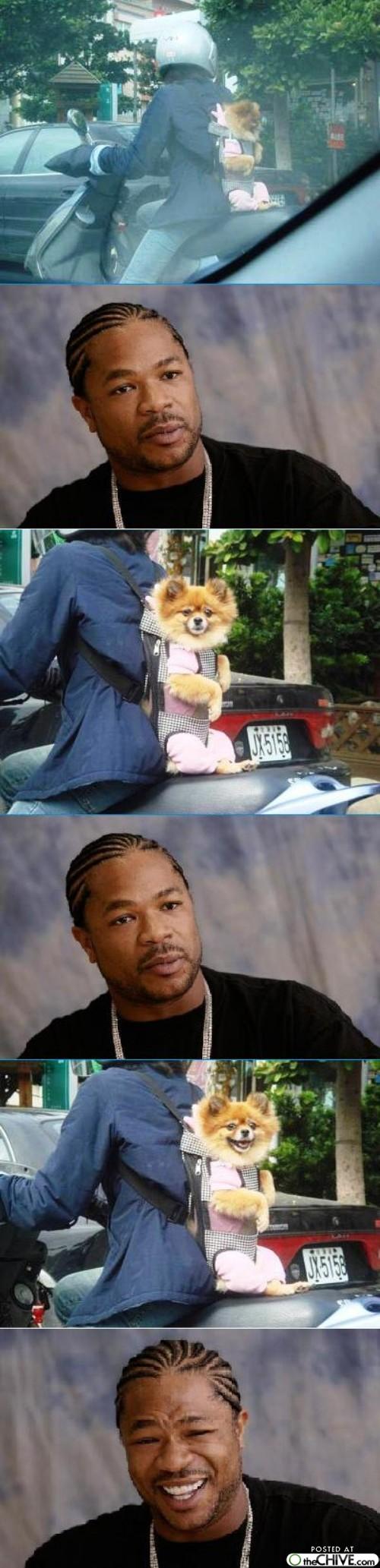 yo dawg xhibit 17 The Best of Xzibits Yo Dawg Yo meme (14 photos)