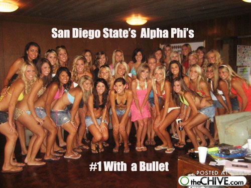 When did sorority girls get this hot?
