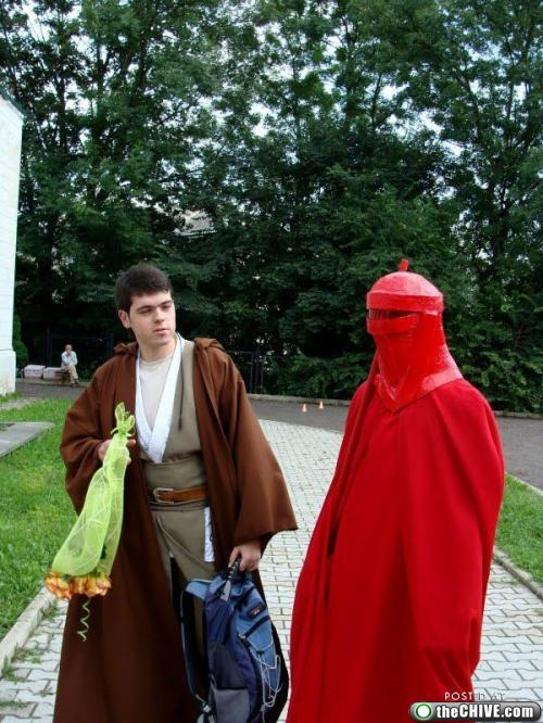 star wars lead 81 This Star Wars wedding is perfectly normal, not weird at all (22 Photos)