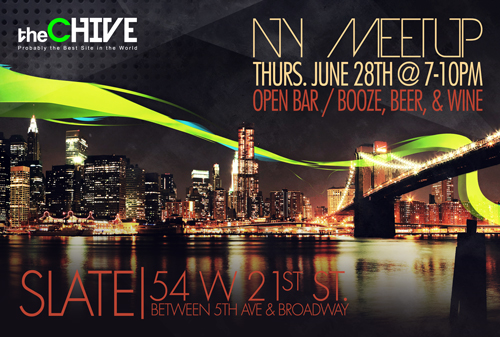 ny invite1 Tickets available now for theCHIVE NYC Meetup!