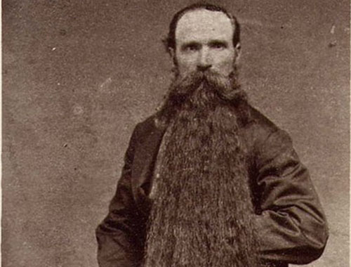 manly beards lead Scientists say wearing a beard makes a man a bajilliondy percent cooler (35 photos)