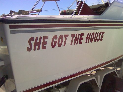 clever funny boat names 3 There are some clever boat names out there (29 Photos)