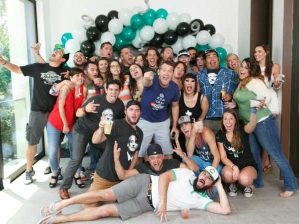 RAK it party celebrate with booze and cool people