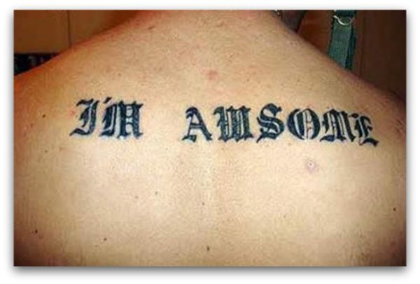 tattoo spell check 4 No ragrets: these tattoos may need spellcheck (33 Photos)
