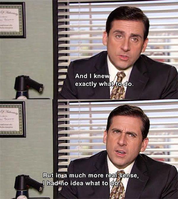 31 of the Greatest Michael Scott Quotes & Memes of All Time ...