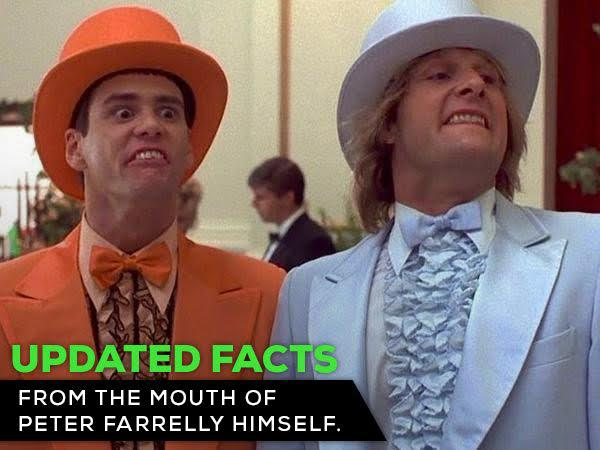 updated a few facts about a little movie known as dumb and dumber 19 photos 27 *UPDATED* A few facts about a little movie known as 'Dumb and Dumber' (26 Photos)