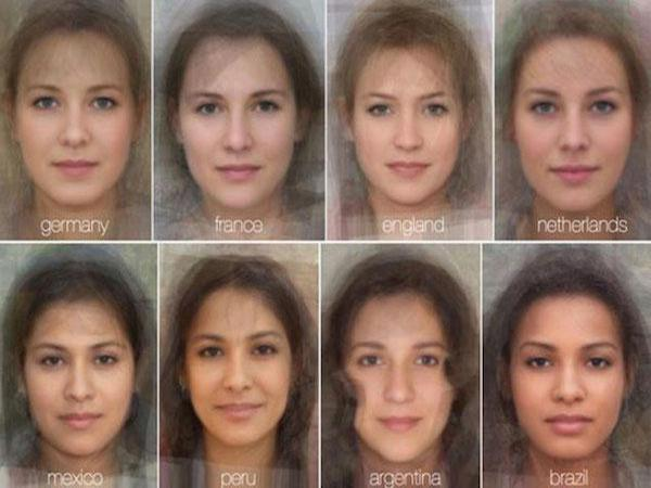 heres what the average person looks like in each country 111 Heres what the average person looks like in each country (11 Photos)