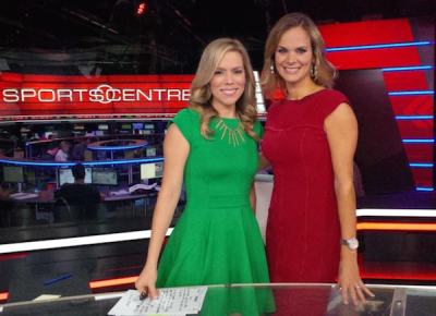 The Lovely Ladies Of Tsn 30 Photos Thechive