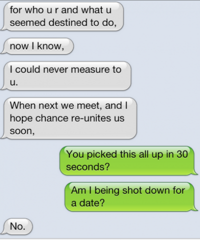 Rsd text what to after first date 8 Texts
