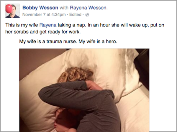 screen shot 2015 11 12 at 12 37 49 pm 1024d Facebook post about overworked wife goes viral (2 Photos)
