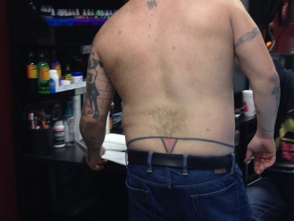 some of the most regrettable tattoos ever created 45 photos 38 e1447182501896 Arguably the most regrettable tattoos ever created (45 Photos)