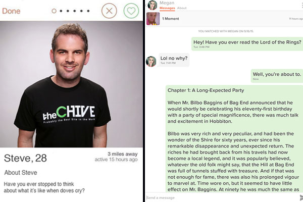 steve chive takes on tinder 23 photos 243 Steve Chive takes on Tinder (24 Photos)