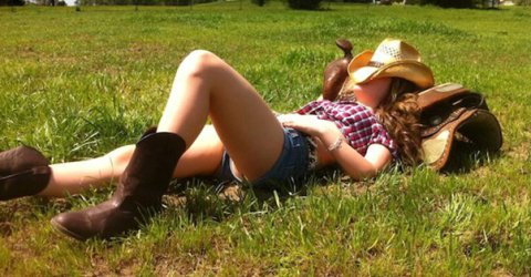 Yee-Haw! Its a country girl kind of day (35 Photos