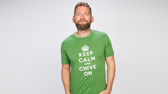 keep calm green male 021 A look back at the Keep Calm and Chive On Shirt