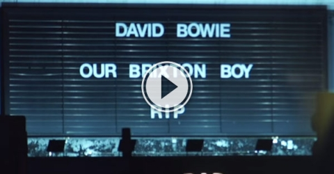 David Bowie was a great, Londoners came together to celebrate his life.