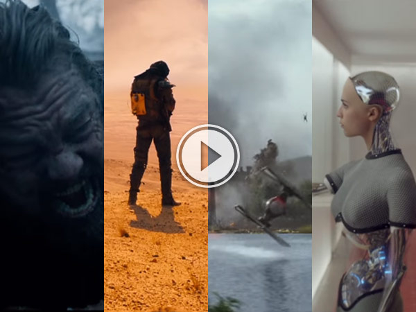 A mashup edit of all the films nominated for Visual Effects.
