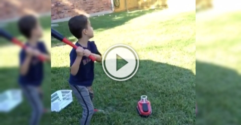 Should we be adding face guards to peewee baseball? (Video)