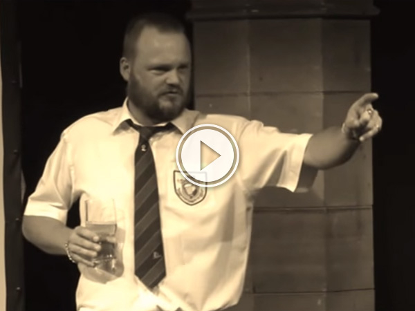 British comedian Al Murray discusses why Britain has won a war against everyone.