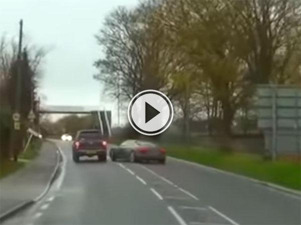 British drivers swearing (Video)