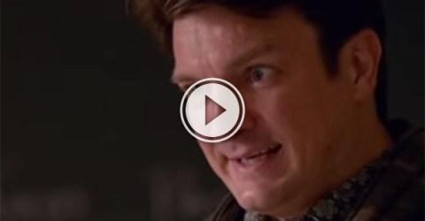 Terrible Geordie accent (Video)