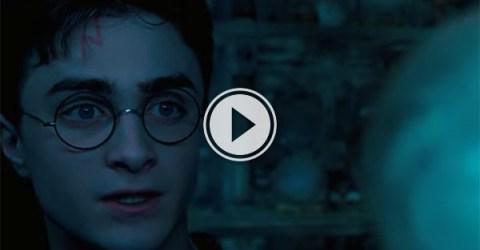 Harry Potter/ Star Wars trailer mash up (Video)