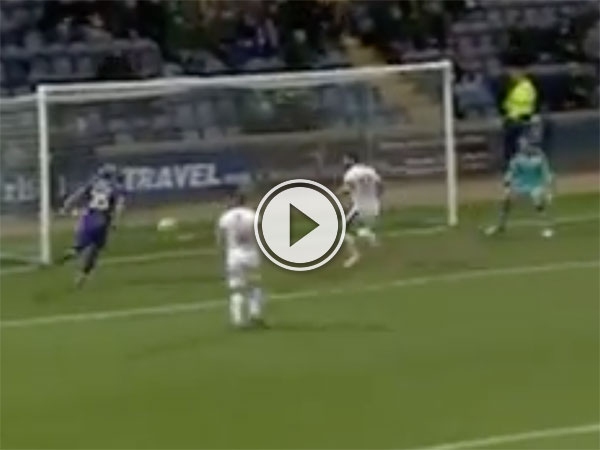 This soccer miss is almost impressive (Video)