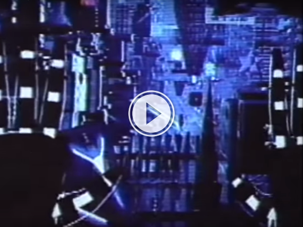 How they did the state of the art effects on Johnny Mnemonic. (VHS)