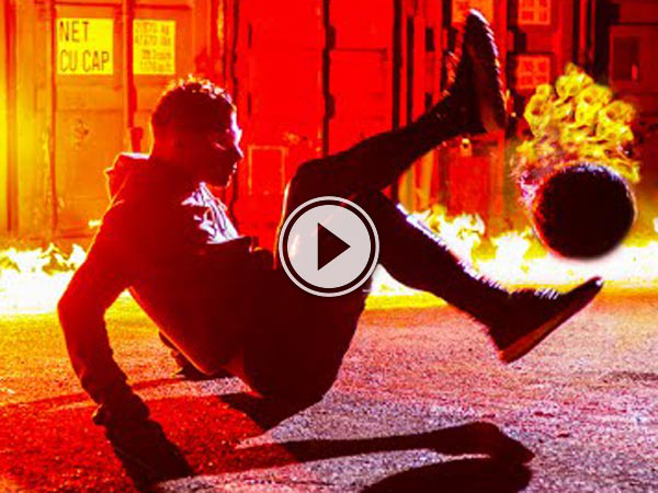 Watch as Joltter, Andrew Henderson, and Melody Donchet Face off with 1,000 degree fireballs