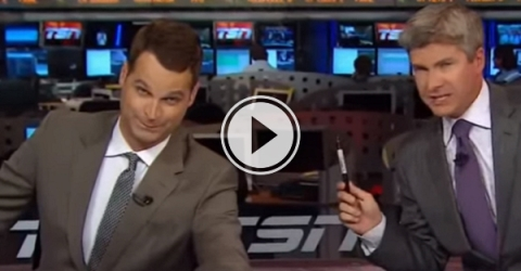 You can't not miss Jay and Dan on TSN (Video)