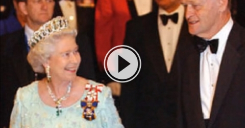 The Queen handles herself well in this prank call from the 90s (VIdeo)