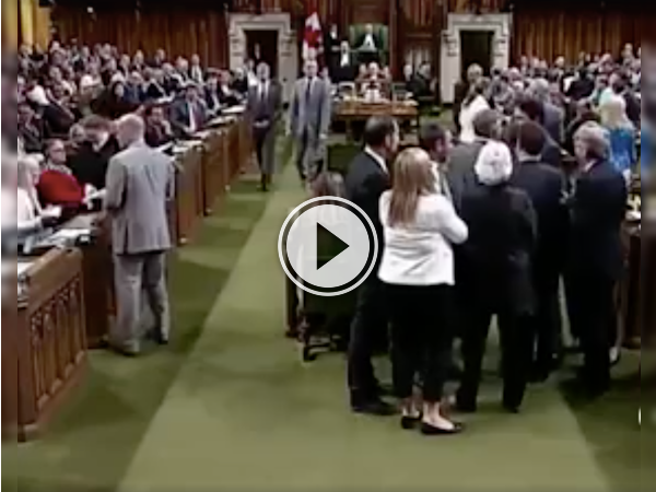 An Aussie offers his perspective on Trudeau's elbow shenanigans! (Video)