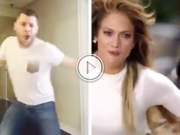 This Halifax dude knows how to do J.Lo better than J.Lo (Video)