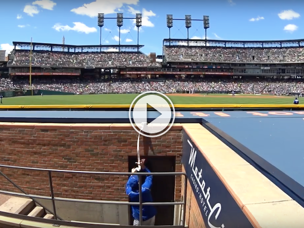 When your prank on your teammates backfires! (Video)