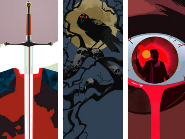 got posters art thrones game 13 Look back at every glorious GOT episode through these incredible posters (60 Photos)