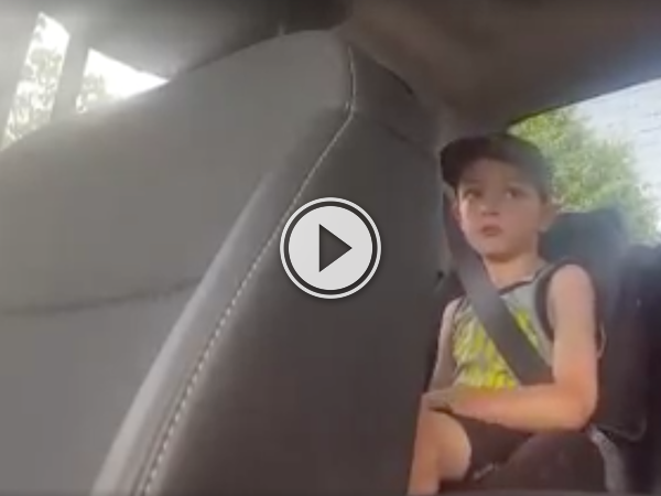 When you have to break the news to your kid that a player's been traded (Video)