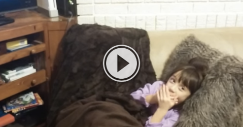 Good to know some kids can still be surprised by Star Wars! (Video)