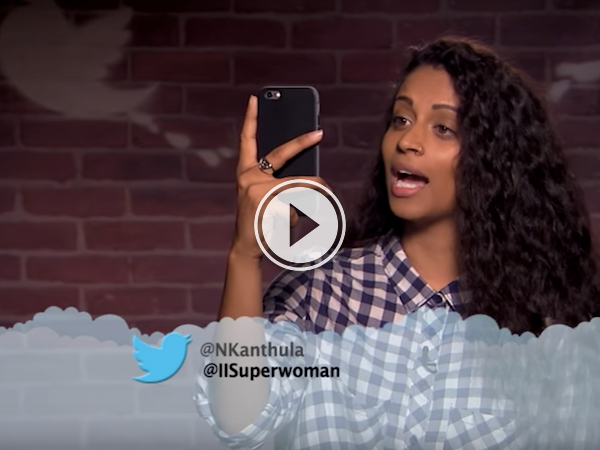 Even Canadian YouTubers aren't immune to mean tweets! (Video)