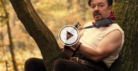 David Brent presents Lady Gypsy (Video)