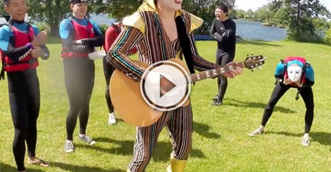 Ed's Stag looked like a lot of fun (Video)