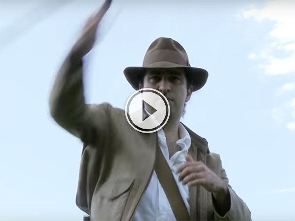 Stock footage Raiders of the Lost Ark (Video)