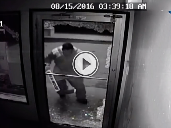 Number 1 on the RCMP's most wanted? A Goalie with a 2-4! (Video)
