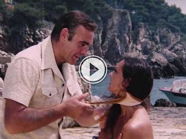 James Bond being so very wrong throughout his films (Video)