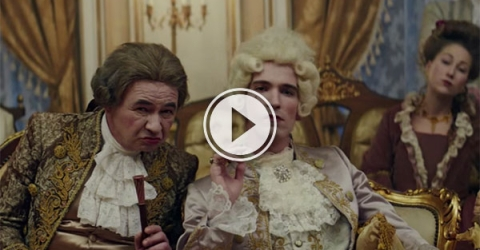 if Instagram existed in the 17th Century (Video)